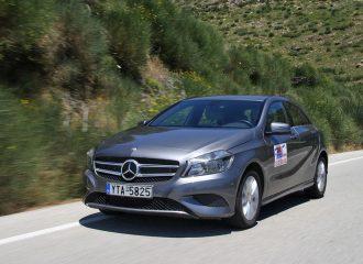 Mercedes A 180 BE VS A 180 CDI BE