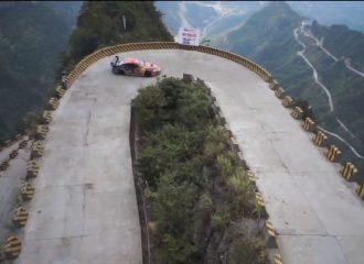 Εντυπωσιακός διαγωνισμός drift στην Κίνα