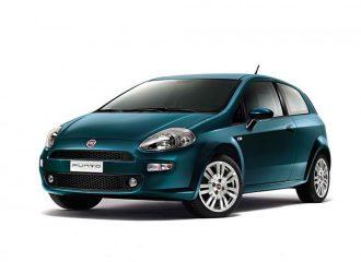 Fiat Punto με υγραέριο 1.4 77hp LPG