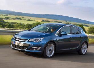 Opel Astra με υγραέριο 1.4 Turbo 140 PS LPG