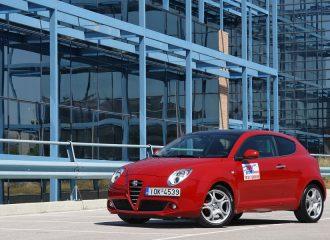 Alfa Romeo MiTo ντίζελ 1.3 JTDM-2 85 HP