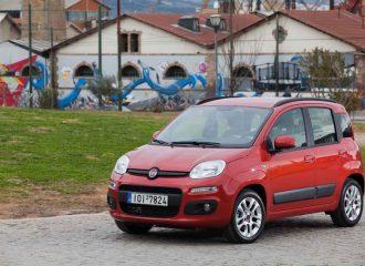 Fiat Panda με υγραέριο 1.2 69hp LPG