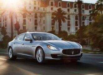 Νέα Maserati Quattroporte diesel 3.0 V6 275 HP