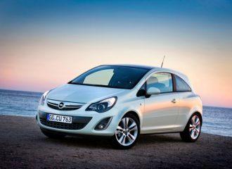 Opel Corsa 1.2 Easytronic αυτόματο