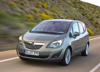Τιμές service Opel Meriva 1.4T 120 PS – Meriva 1.3 CDTI