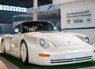 Porsche Gruppe B