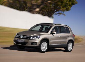 Τιμές service VW Tiguan 1.4 TSI 122 PS – Tiguan 2.0 TDI 140 PS