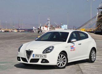 Δοκιμή: Alfa Romeo Giulietta 1.6 diesel 105hp