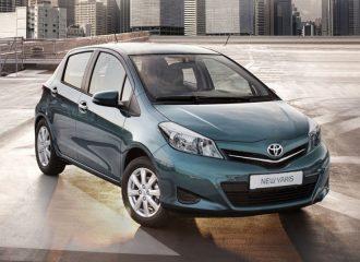 Toyota Yaris 1.0 Life Plus: Τιμή από 10.550 ευρώ