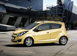Chevrolet Spark 1.0 Minus: Τιμή από 6.990 ευρώ