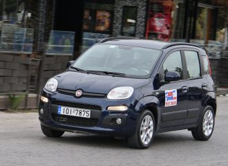 Fiat Panda 1.2 Pop: Τιμή από 8.897 ευρώ