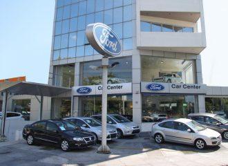 Εξουσιοδοτημένος dealer Ford Car Center