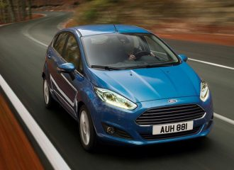 Ford Fiesta 1.0 EcoBoost 100 PS