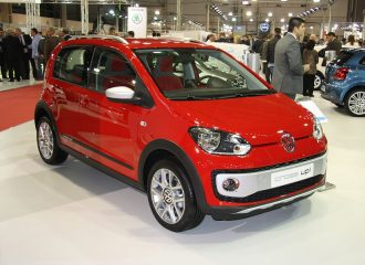 Volkswagen cross-up! – Golf GTI