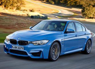 Επίσημα οι νέες BMW M3 και M4 με επιδόσεις