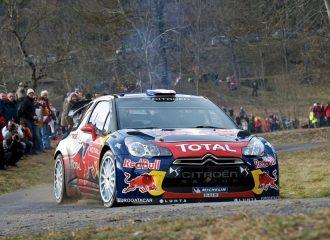 Οι οδηγοί της Citroen Racing στο 2014 WRC