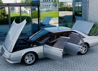 1,1 εκ. ευρώ για την Ferrari Pinin του 1980!