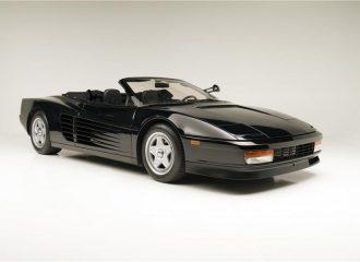 Πωλείται η Ferrari Testarossa που είχε οδηγήσει ο Michael Jackson