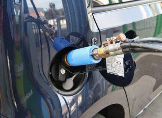 Νέο πρατήριο φυσικού αερίου κίνησης στο ύψος της Φιλαδέλφειας