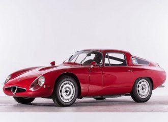 Σε δημοπρασία απίστευτη συλλογή με 44 Alfa Romeo!