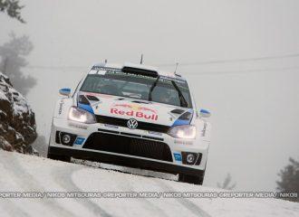 Rallye Monte Carlo: Πρώτη νίκη του Sebastien Ogier για το 2014