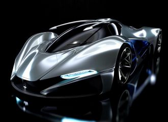Σχεδιαστική σπουδή για την κορυφαία Maserati LaMaserati!