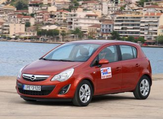Opel Corsa 1.3 diesel 95 hp
