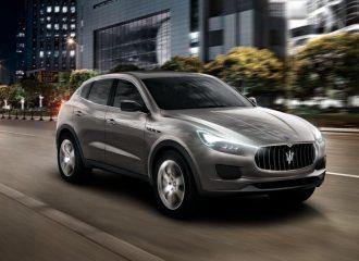 To 2015 θα ξεκινήσει η παραγωγή του πρώτου SUV της Maserati