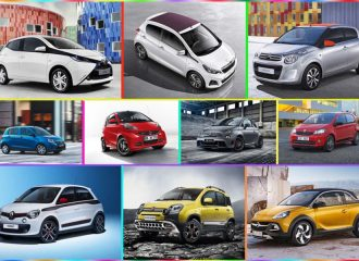 15 νέα μίνι αυτοκίνητα