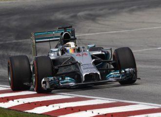 Formula 1 2014 GP Μαλαισίας: Στην pole position ο Hamilton