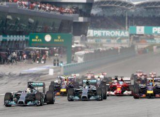 Formula 1 2014 GP Μαλαισίας: Πρώτη νίκη του Lewis Hamilton