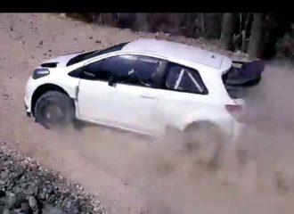 Πρώτο video από τις δοκιμές του Toyota Yaris WRC!