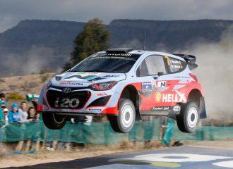 Με τρία i20 WRC θα τρέξει η Hyundai στο ράλι Πορτογαλίας