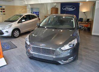 Εξουσιοδοτημένος ντίλερ Ford Car Center