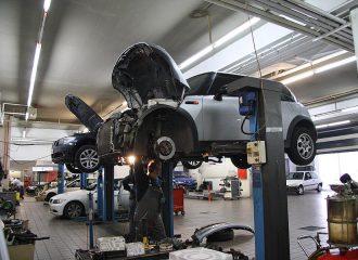 Συνεργείο φανοποιείο BMW-MINI AthensCar Service