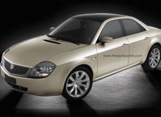 Η σύγχρονη Lancia Fulvia σεντάν που δεν θα δούμε ποτέ…