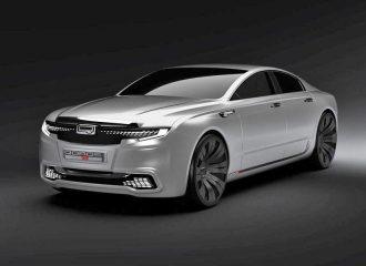 To Qoros 9 Sedan Concept δείχνει μελλοντική ναυαρχίδα