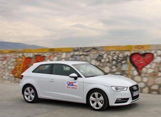 Audi A3 1.2 TFSI 110 PS