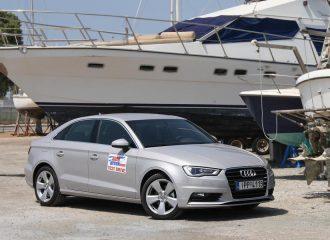 Δοκιμή Audi A3 Sport Sedan 1.4 TFSI COD 150hp S tronic
