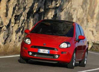 Fiat Punto 1.2 με τιμή από 9.563 ευρώ