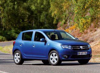 Dacia Sandero 1.2 με τιμή από 9.235 ευρώ