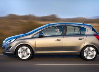 Opel Corsa 1.2 με τιμή από 9.576 ευρώ
