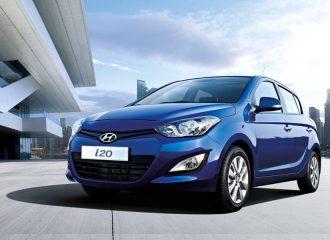 Hyundai i20 1.2 με τιμή από 10.700 ευρώ
