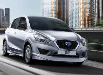 Το Datsun GO λανσαρίστηκε και με εργοστασιακό body kit!