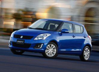 Suzuki Swift 1.2 με τιμή από 9.660 ευρώ