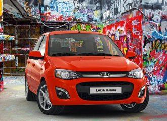 Το Lada Kalina λανσάρεται στη Δ. Ευρώπη με τιμή από 8.490€