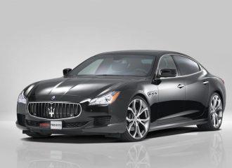 Maserati Quattroporte με έως 605 ίππους από τη Novitec Tridente