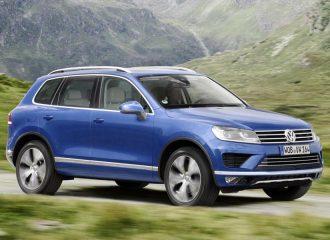 VW Touareg με νέο κινητήρα 3.0 TDI και κατανάλωση 6,6 λτ.