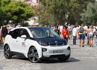 BMW i3 (ηλεκτρικό)