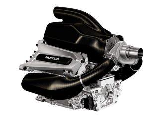 Πρώτη εικόνα από το νέο κινητήρα Formula 1 της Honda
